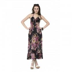 Printed Summer Dress 12334